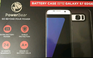 PowerBear Longer Battery Life SAMSUNG s7