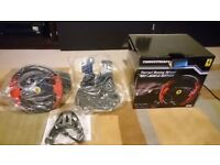 Thrustmaster Ferrari Red Legend Edition Racing Wheel for PC and PlayStation 3