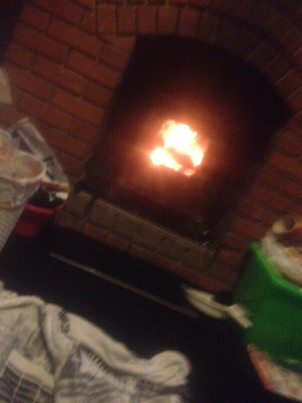 Wood burner villagerin Brigg, LincolnshireGumtree - Villager log burner works great just took out as changed to multi fuel has double doors kicks out some heat £220 these cost a lot not a cheap one