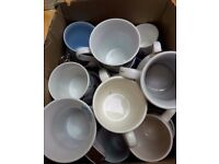 FREE: Assorted Collection of Various Mugs