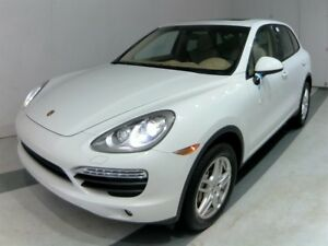 2012 Porsche Cayenne S V8, SPORTS CHRONO,