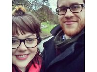 WANTED: 1 bed flat for a professional couple in Glasgow for September