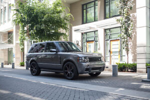 2007 Land Rover Range Rover SC OverFinch Edition SUV, Crossover