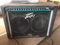 Peavy guitar amp