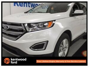2017 Ford Edge SEL AWD, NAV, leather, back up cam