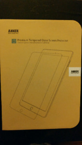 iPad Mini/Mini 2 Screen Protector and Case - Brand New
