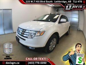 Used 2010 Ford Edge AWD-Heated Leather