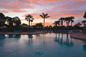 Five Star RV Resort near the Gulf of Mexico.