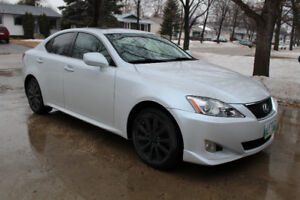 2007 Lexus IS 250 AWD, Great Condition
