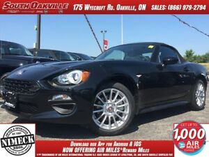 2017 FIAT 124 Spider Classica | $187+TAX BW | BACKUP CAMERA | BL
