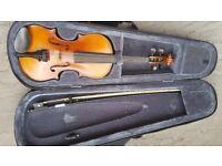 Primavera Model 200, 1/2 Violin Outfit