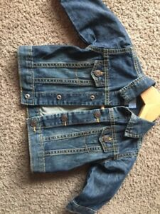 Bnwot children's place jean jacket