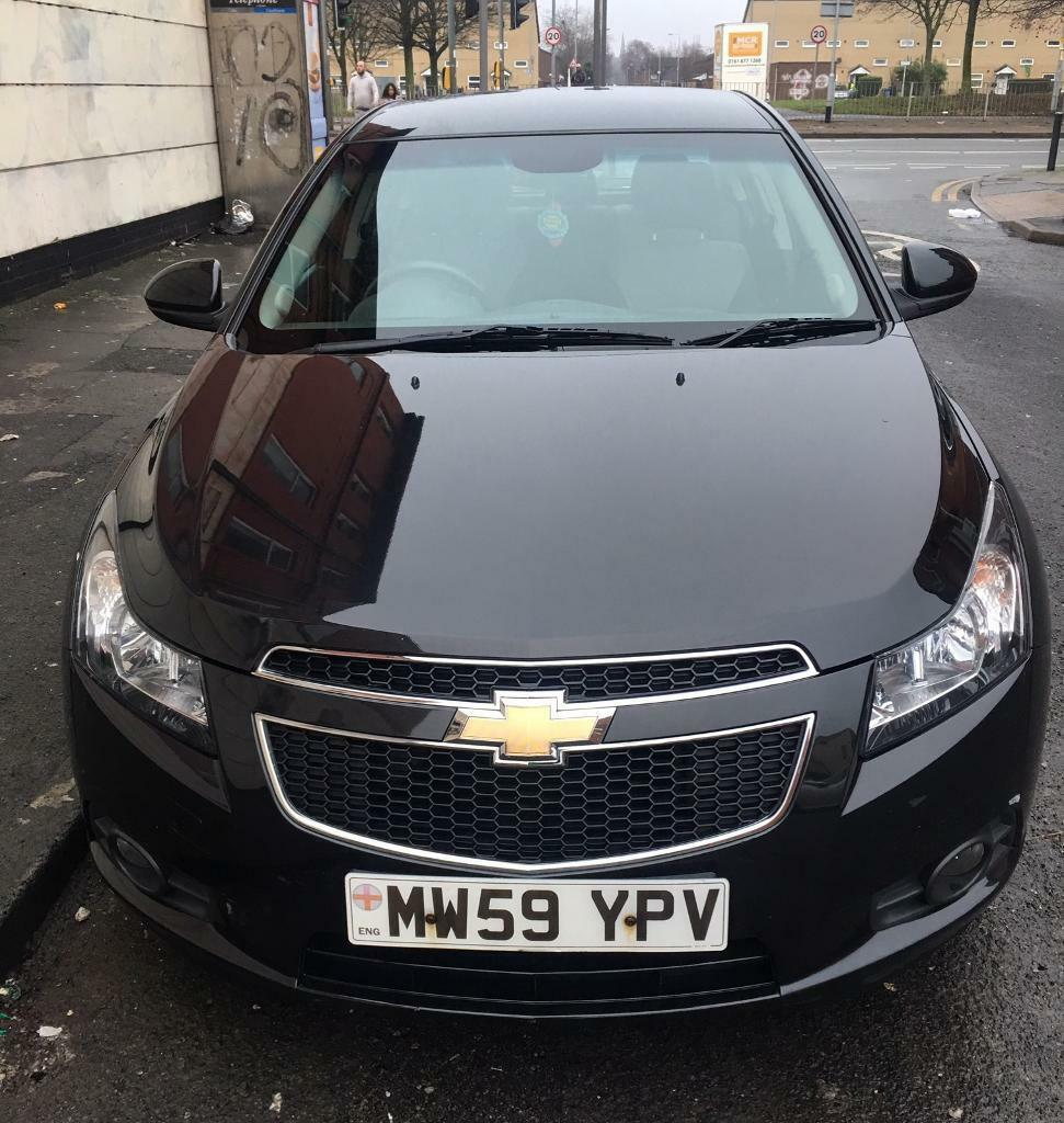 Low Mileage Chevrolet Cruze 2010 1.6L Patrol | in Manchester | Gumtree