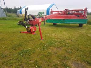 Kverneland Taarup 4040C Hydra Swing Discbine