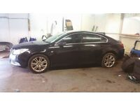 BREAKING 2009 vauxhall insignia 2.0 cdti 130 seized engine all parts available