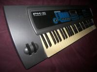 E-MU EMU PK-6 Proteus Keys , 64-Voice Expandable Synthesizer, Keyboard , 1152 Presets , Arpeggiator