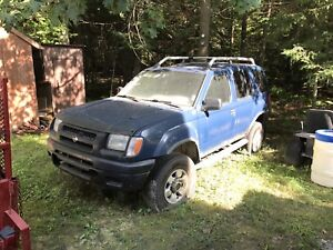 Nissan Xterra For Parts