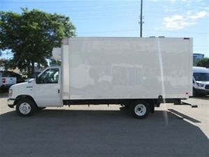 2012 Ford E-450 16ft aluminum multivan refridgerated box
