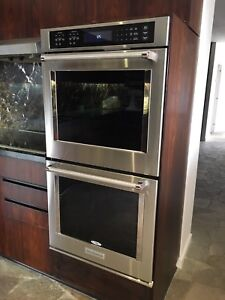 Kitchenaid Double Wall Oven ( brand new)