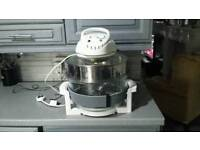 Halogen oven hardly used