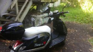 Vinny 150cc vintage 2009