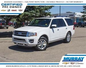2015 Ford Expedition Limited *4WD *Twin Turbo *Leather