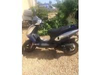 2014 Jonway Madness 50cc Scooter