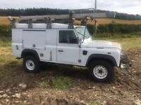 2011 Landrover Defender utility vehicle