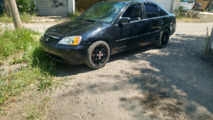 2002 honda civic 4door *forsale or trade*
