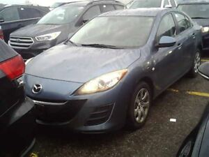 2010 Mazda MAZDA3 5SPD!!! FULLY LOADED!!!