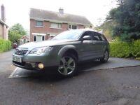 Nov 2006 Subaru Outback 2.5S