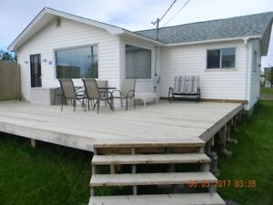 Shediac Parlee Beach Oct 1 to Oct 28  $400.00 per week