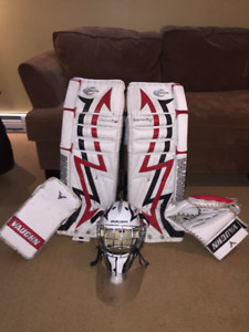 All Goalie gear