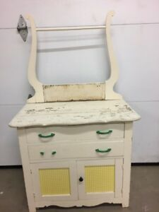 Antique washstand
