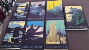 Lands and Peoples Set