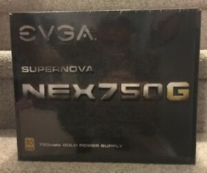 EVGA Power supply 750W