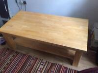 Lovely oak table