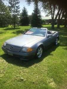 1990 Mercedes Benz SL 500 ONLY $16,800 + taxes