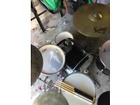Ion 5 piece acoustic starter drum kit