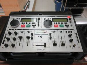 **STAR OF THE SHOW** Numark CD mix-2