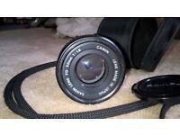 CANON LENS FD 50mm 1: 1.8 4785726