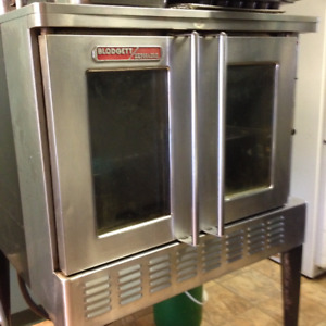 Blodgett Zephaire Electric Convection Oven - Full Size