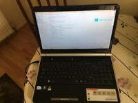 Packard bell Dual Core 2.2ghz 4 gb Ram Laptop
