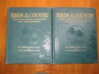 Birds of our Country vols I & II by Frank Finn & E Kay Robinson