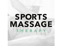 Mobile Sports Massage Therapist