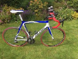 Raleigh Avanti Carbon FULL ULTEGRA Mens 60cm Race Road Bike Bicycle RRP £2000+ SELLING FOR £899