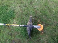 McCulloch Petrol Cordless Grass Trimmer