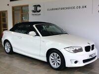 BMW 1 Series 118D ES (white) 2012-03-10