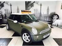 ★🎈THE MINI SALE🎈 2001 MINI COOPER 1.6 PETROL★NEW CLUTCH & GEARBOX★NICE MATTE GREEN ★KWIKI AUTOS★
