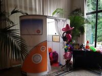 Photobooth Hire from only £160 - £375, Hire a Photo booth in Sunderland, Durham, Hartlepool areas